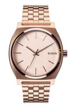 Nixon Reloj Time Teller All Rose Gold asturias
