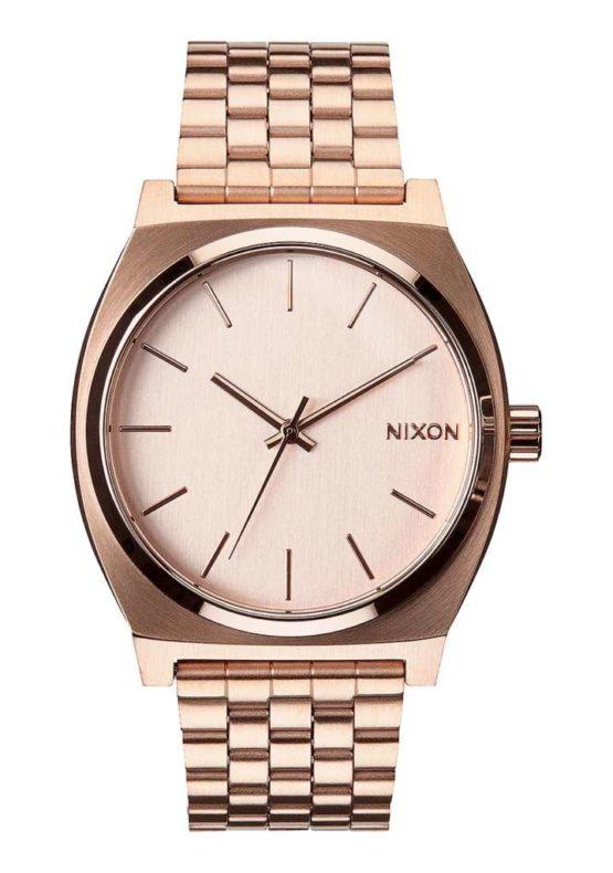 Nixon Reloj Time Teller All Rose Gold asturias