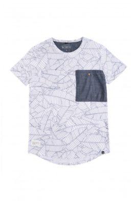 Twoangle Camiseta Yeres blanco asturias