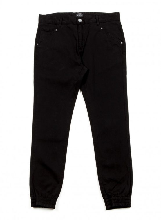 TwoAngle Pantalon Skala Black Asturias