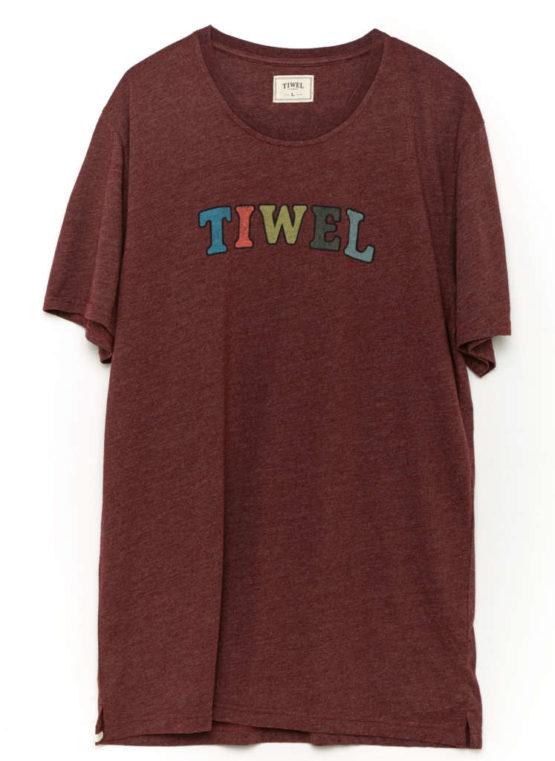Tiwel Camiseta Multi-Tee Asturias