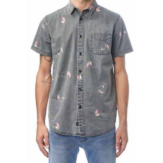 Globe Tropicool SS Shirt Asturias
