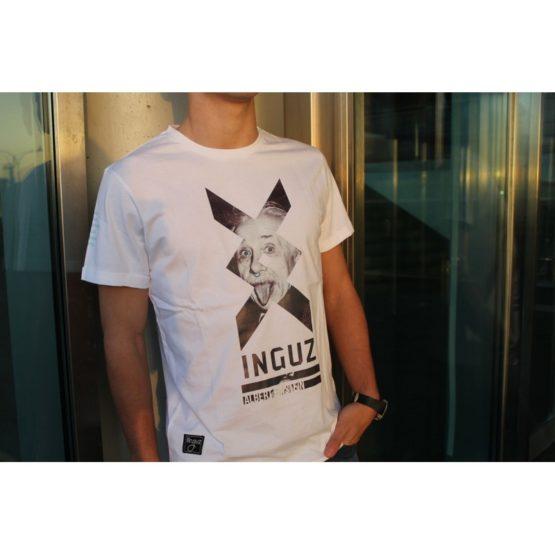 Inguz Camiseta Albert Einstein Asturias