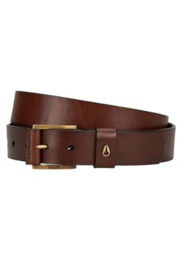 Nixon Americana Mid SE Belt Black Brown Asturias