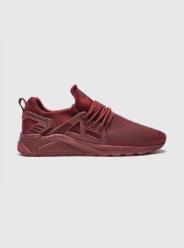 hottershop Certified CT 8000 Sock Runner Burgundy asturias