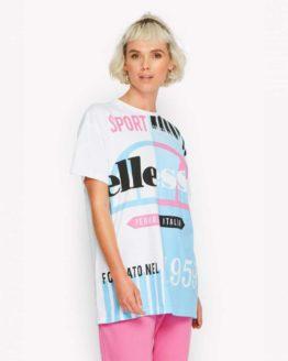 hottershop Ellesse Camiseta Pocalente White asturias