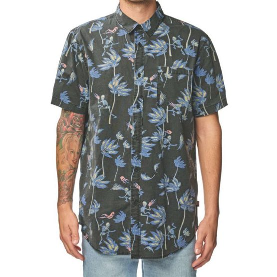 hottershop Globe Camisa Typhoon Shirt