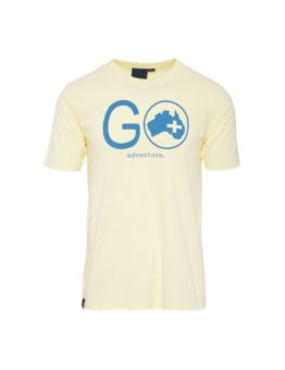 hottershop Altonadock Camiseta Amarillo Go