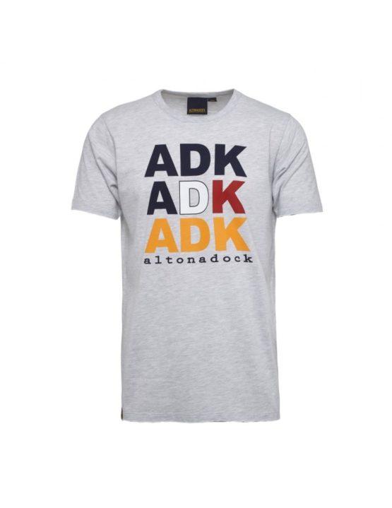 hottershop Altonadock Camiseta Gris ADK
