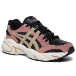 hottershop Asics Gel Bnd Black Wood Crepe