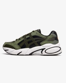 hottershop Asics Gel Bnd Olive Canvas