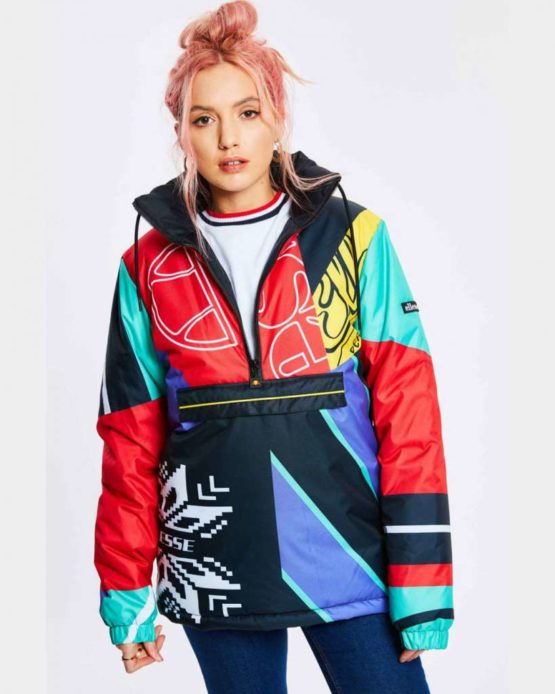 hottershop Ellesse Cortina Oversized Jacket