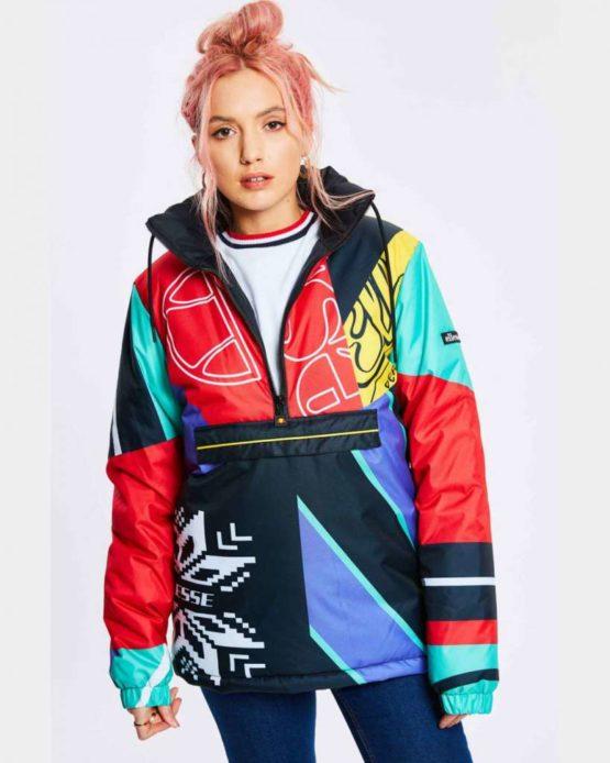 hottershop Ellesse Cortina Oversized Jacket