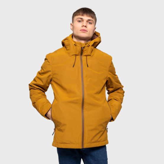 hottershop Revolution Parka Jacket 7631 Brown
