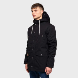 hottershop Rvlt Parka Jacket 7246 Black