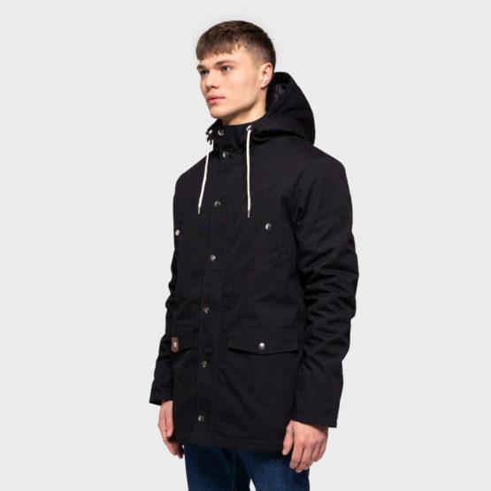 hottershop Rvlt Parka Jacket 7246 Black