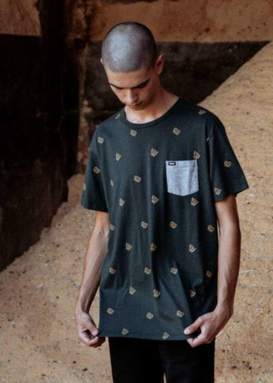 hottershop Vazva Camiseta Brezel
