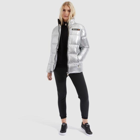 hottershop Ellesse Sisa padded jacket refelective