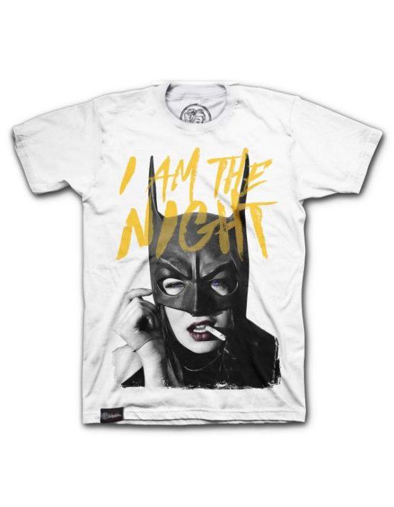 hottershop Lanatcha Camiseta Batgirl