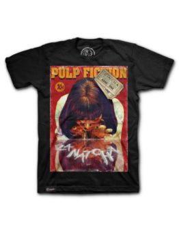 hottershop Lanatcha Camiseta Pulp Fiction