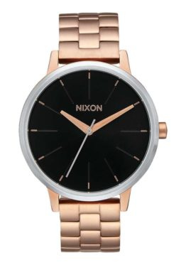 hottershop Nixon Kensington Rose gold Black