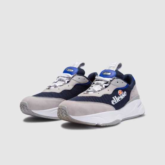 hottershop Ellesse Mens Massello trainer blue grey