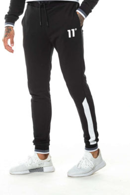 hottershop 11 Degrees RIBBED JOGGERS SKINNY FIT asturias