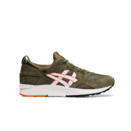 hottershop Asics Gel-Lyte V Mantle Green White sturias
