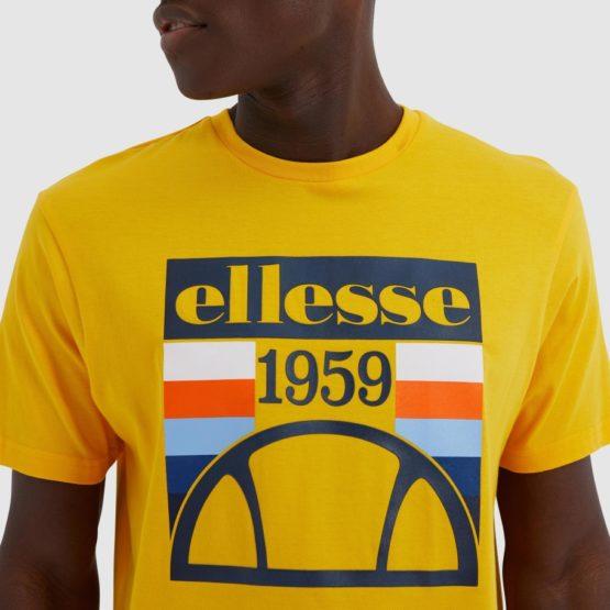 hottershop Ellesse Pirozzi Yellow asturias
