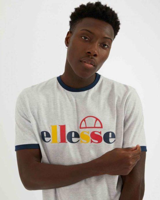 hottershop Ellesse Camiseta Limora White Marl asturias