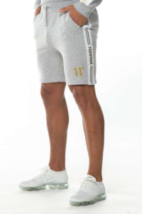 hottershop 11 Degrees TAPED SWEAT SHORTS
