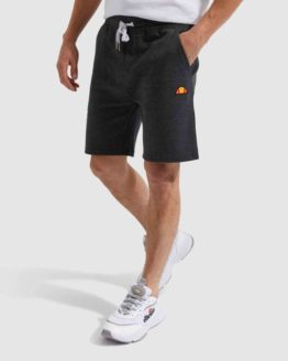 hottershop Ellesse Sydney Short Dark Grey Marl