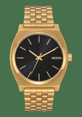 hottershop Nixon Time Teller All Gold Black Sunray
