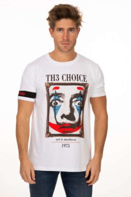 hottershop TH3 CHOICE CAMISETA ART IS MADNESS