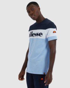 hottershop Ellesse Camiseta Punto Light Blue