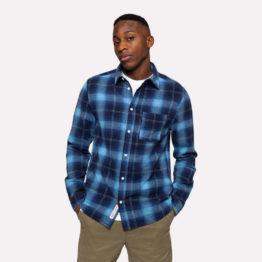 hottershop Revolution Regular Shirt 3770Navy