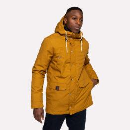 hottershop Revolution Parka 7246 Brown