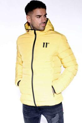 hottershop 11 Degrees SPACE JACKET GOLD