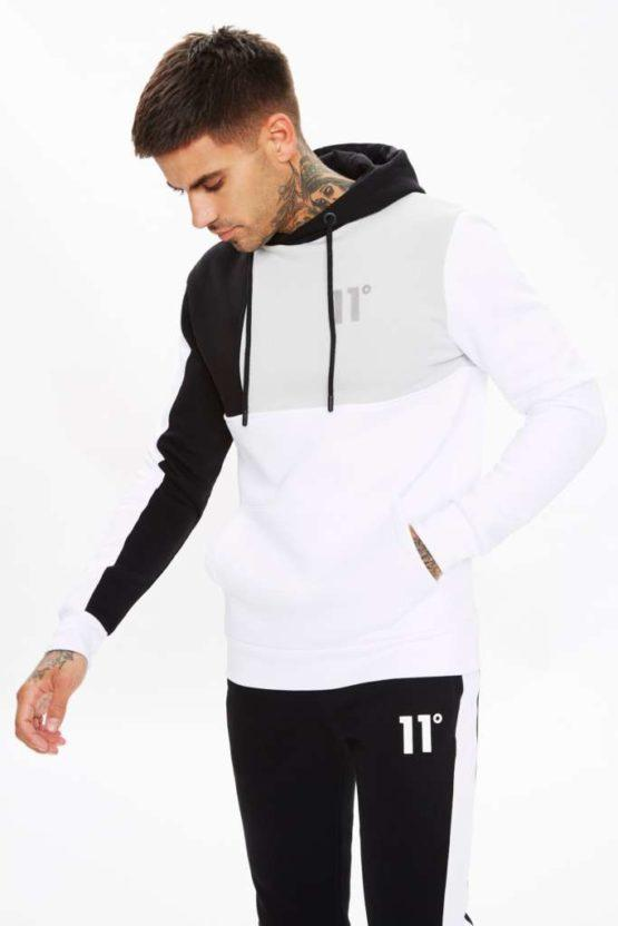 hottershop Sudadera BOXY BLOCK PULL OVER