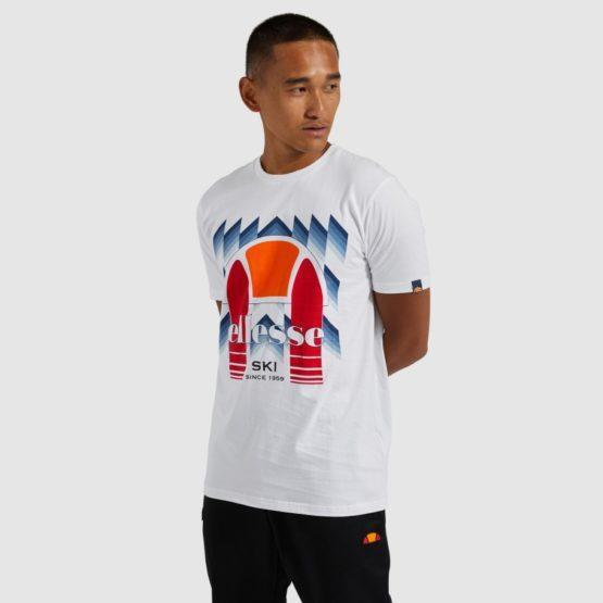 hottershop Ellesse Camiseta Illyrio White