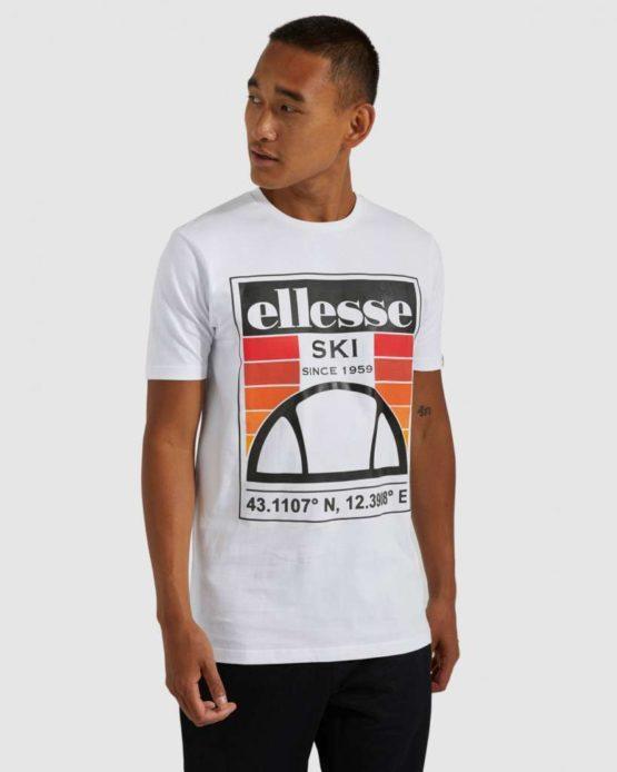hottershop Ellesse Camiseta Tero White