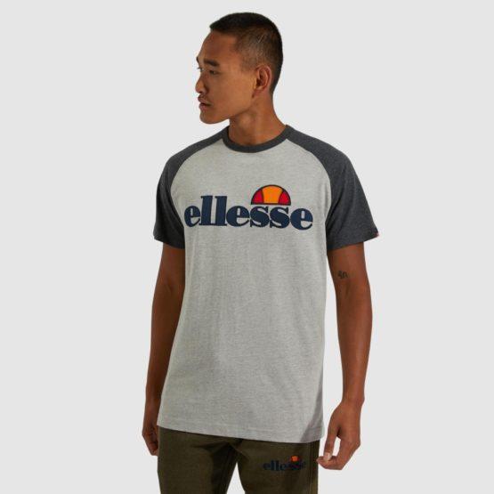 hottershop Ellesse Coper tee shirt grey marl
