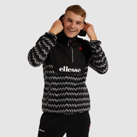 hottershop Ellesse Freccia oh jacket black