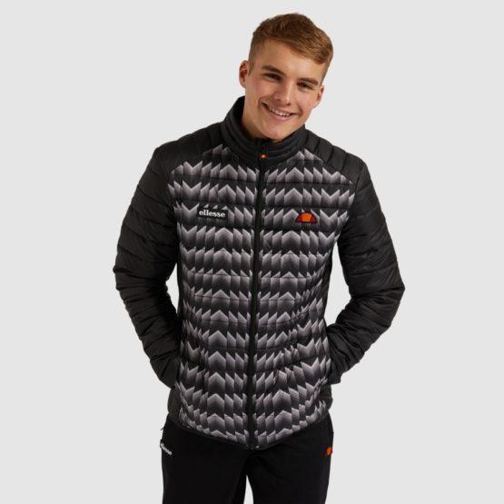 hottershop Ellesse Tartaro padded jacket black