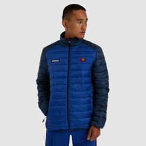hottershop Ellesse Tartaro padded jacket blue navy