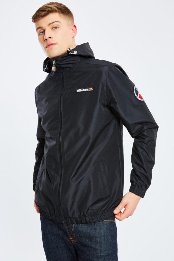 hottershop Ellesse Terrazzo fz jacket black