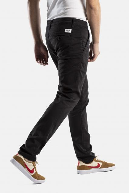 hottershop Reell Flex Tapered Chino Black