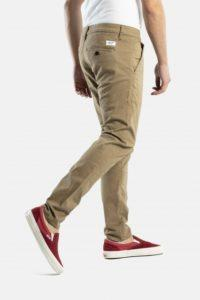 hottershop Reell Flex Tapered Chino Dark Sand