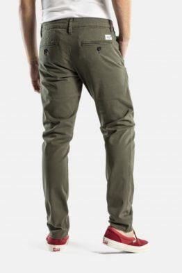 hottershop Reell Flex Tapered Chino Olive