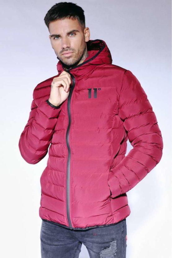 hottershop 11 Degrees Space Jacket Pomegranate